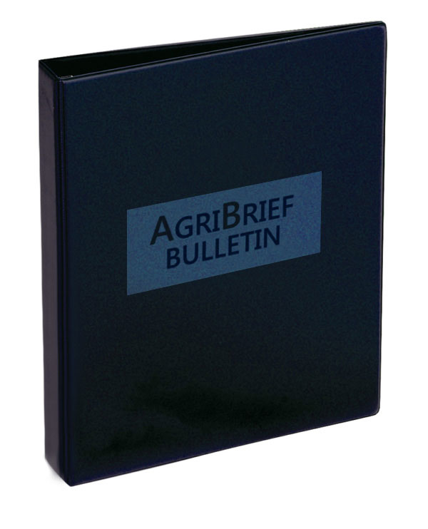 AgriBrief Bulletin product shot